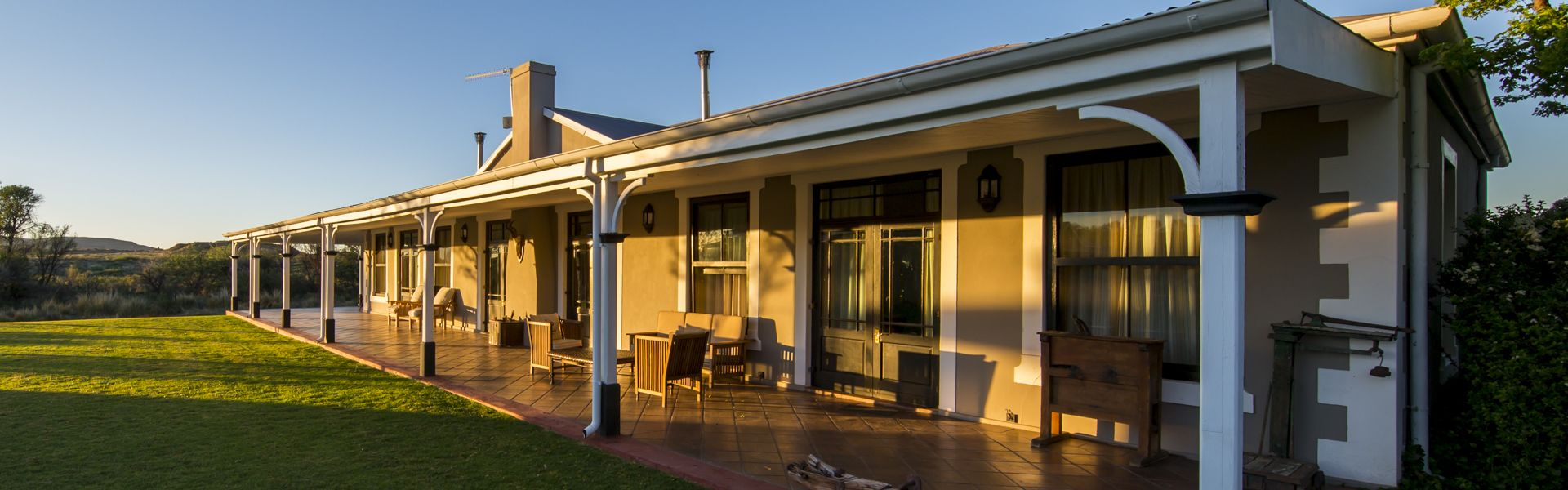 New - Karoo Hunting Lodge